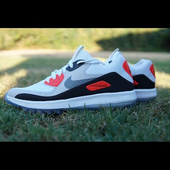 cbd48753ec71 Nike Air Zoom 90 IT Infrared Golf Shoes. M 5b6f9c111070eed224dc3187